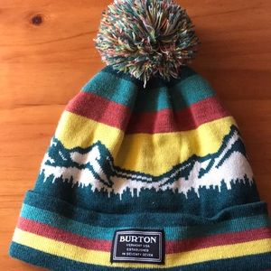Burton beanie/sock hat